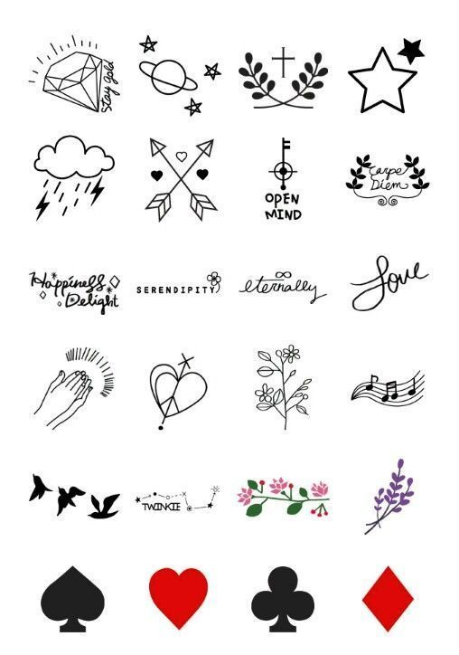 Tattoo Designs - Ideen und Inspirationen - | Tattoo designs .
