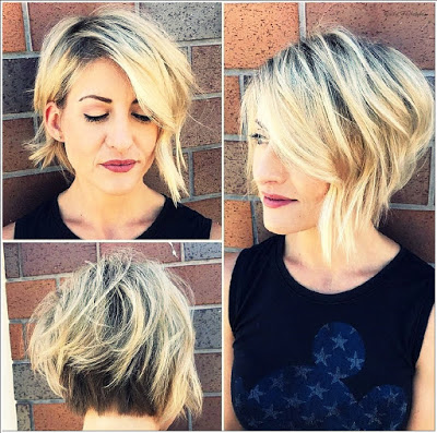 15 Trendy Bob Haircuts for 2019 - Daily Hairstyles Ideas,Tips and .