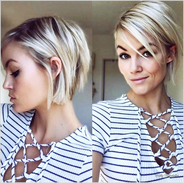 14 Popular & Trendy Bob Hairstyles 2019 - Daily Hairstyles Ideas .