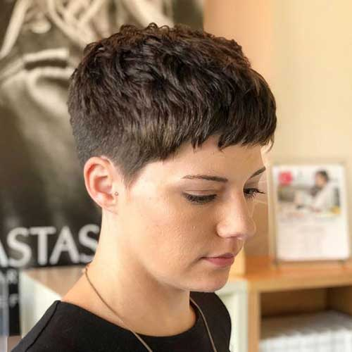 Most Popular Short Pixie Haircuts for Women 2019 - Styles A
