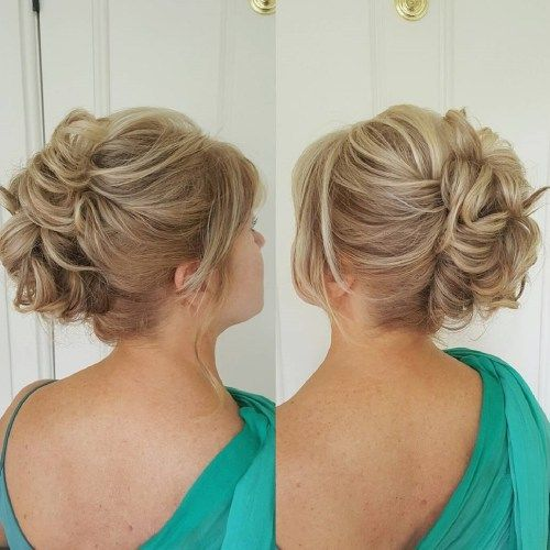 50 Ravishing Mother of the Bride Hairstyles | Mother of the groom .
