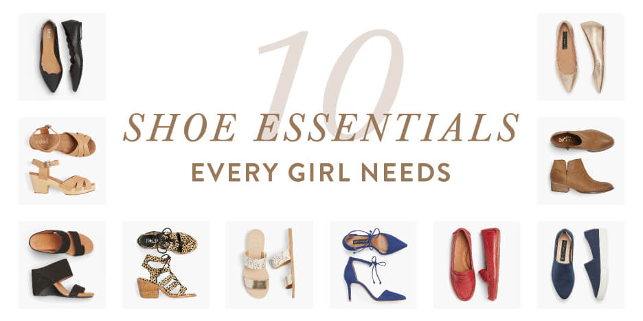 10 Must-Have Shoes for Women | Stitch Fix Sty