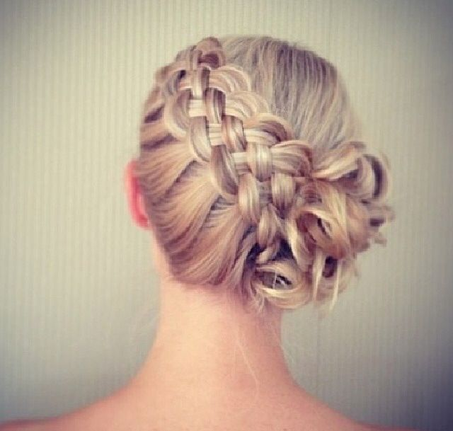 10 Basket Braids You Must Have for the Season | Braids for short .