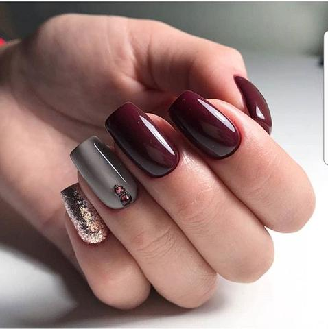 40+ IDEAS FOR PARTY NAIL DESIG