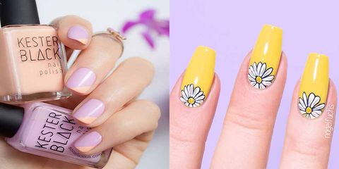 16 Cute Easter Nail Designs - Best Easter Nails and Nail Art Ide