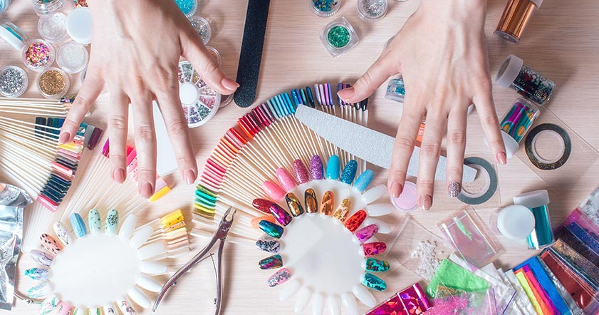 10 Nail Art Designs to Try in 2019 - L'Oréal Par