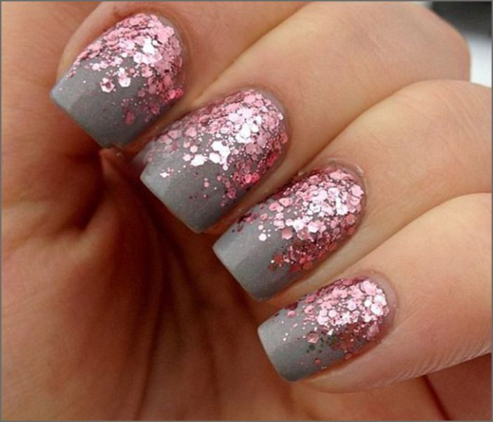30 Cute Pink Nail Art Design Tutorials With Pictures   Nail .