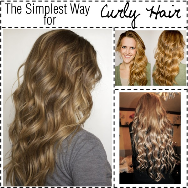 DIY No Heat Curls -15 Tutorials for Curl Hair without Heat .