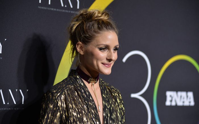 Olivia Palermo Supports Schutz at the FNAAs & Reveals Her First .