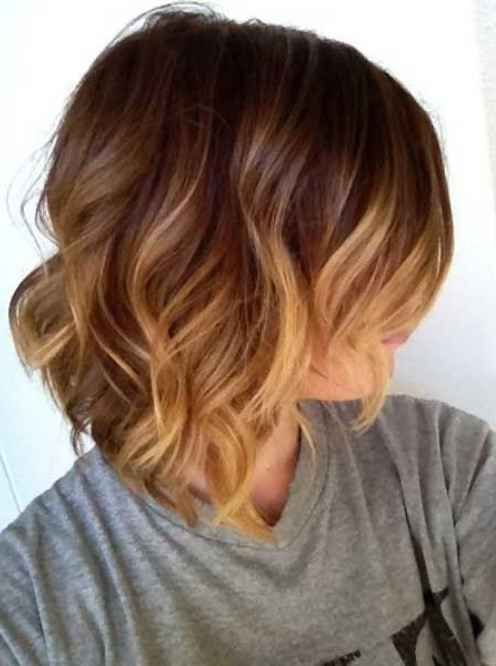 40 Best Short Ombre Hairstyles for 2019 - Ombre Hair Color Ideas .