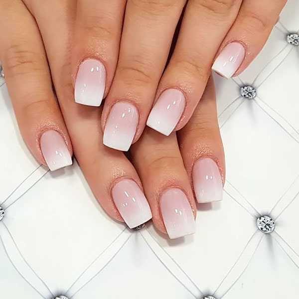 18 Beautiful Ombre Nail Design Ideas for 2020 - The Trend Spott