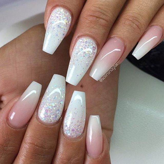 50 Best Ombre Nail Designs for 2020 - Ombre Nail Art Ide