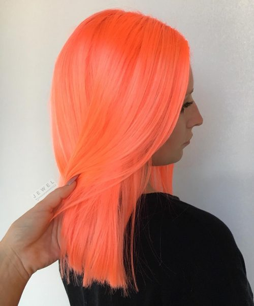 20 Stunning Orange Hair Color Shades You Have to S