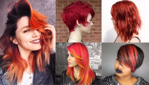 20 Cool Styles with Bright Red Hair Color (Updated for 202
