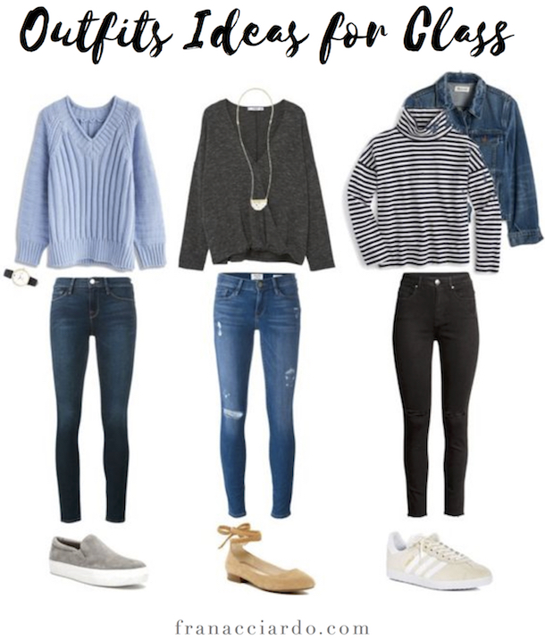 Outfit Ideas for Class (That Aren't Leggings