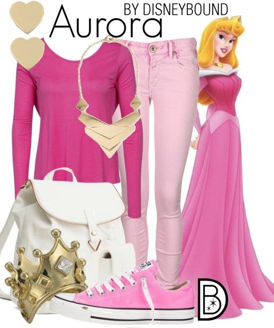 Outfits To Help You Dress As Your   Favorite Disney Character