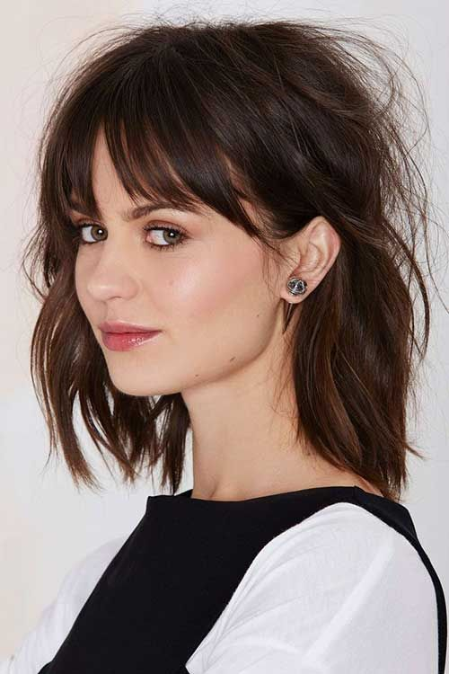 15 Perfect Bob Haircuts | Medium hair styles, Short haircuts with .