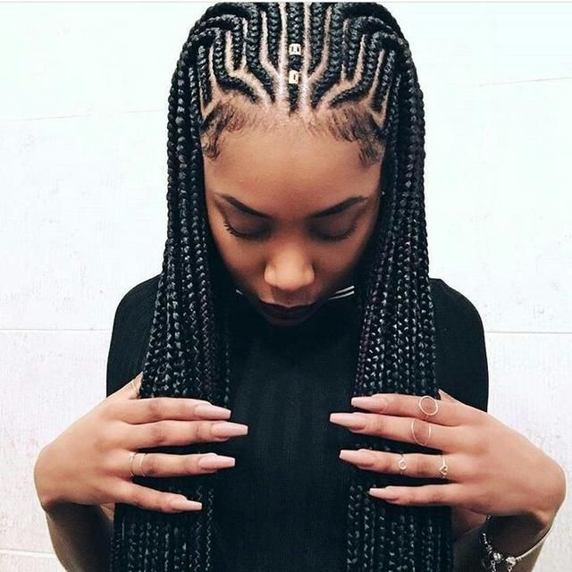 41 Best Black Braided Hairstyles To Stand Out – Eazy Gl