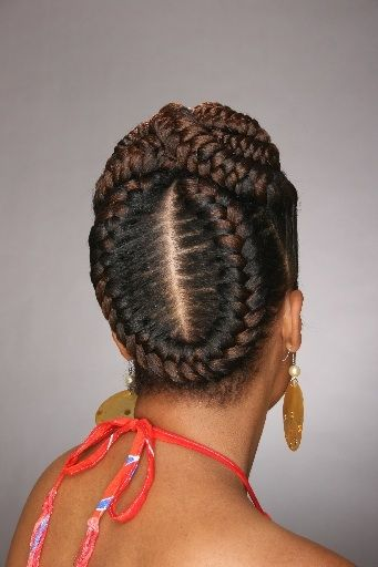 70 Best Black Braided Hairstyles That Turn Heads | Natural hair .