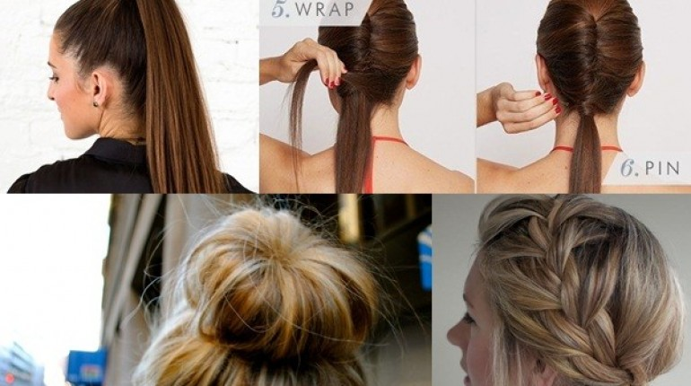 7 Best Hairstyles for Office Lo