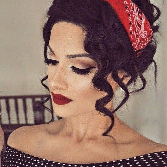 7 Fabulous Pinup Hair Tutorials to Look beyond Gorgeous .