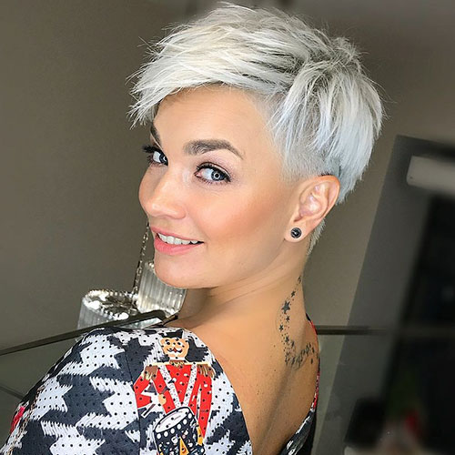 40+ Best New Pixie Haircuts for Wom
