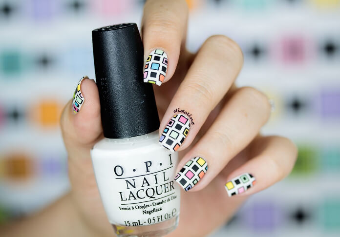 30 Playful And Beautiful Nail Art Designs For Spring - BelleT