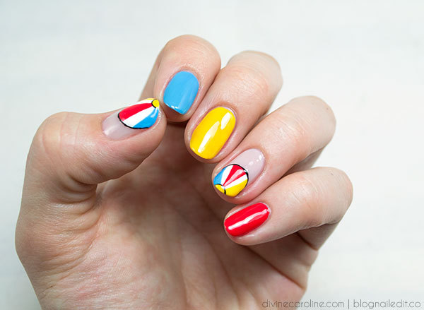 Playful Nail Designs