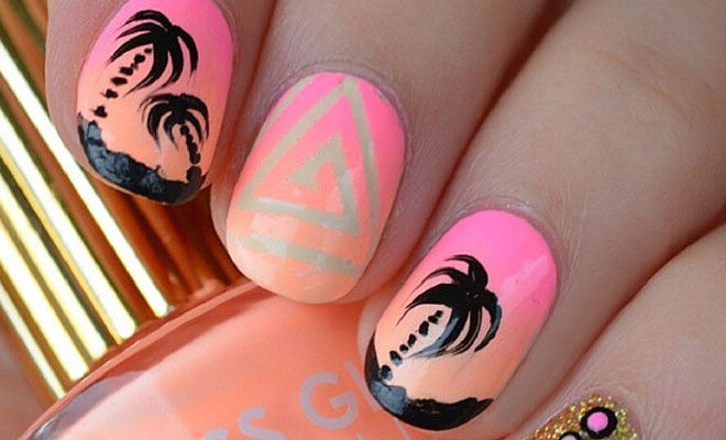 42 Playful Nail Art Designs for Summ