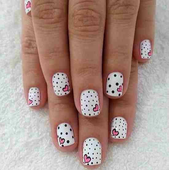 Playful Nail Art Designs for Valentine's Day | Nails Redesign