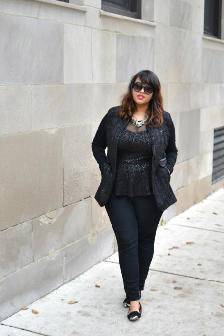 Check Out These Awesome Plus-Size Fashion Blo
