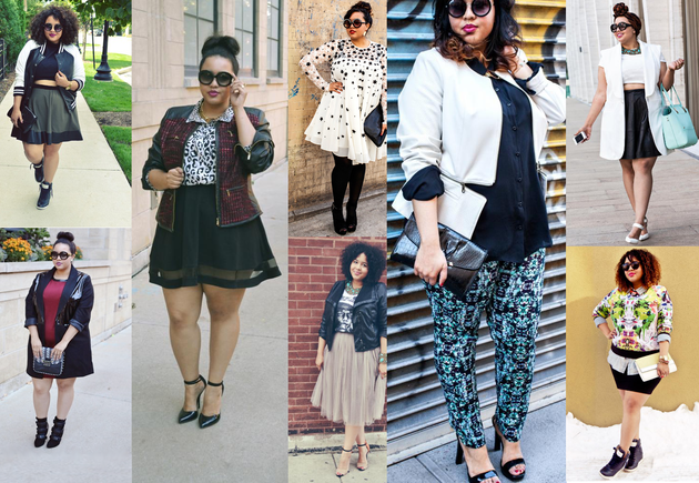 Great Fashion Blogs for Plus Size Wom