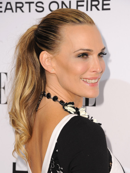 16 Fashionable and Beautiful Ponytail Hairstyles & Makeup Looks .