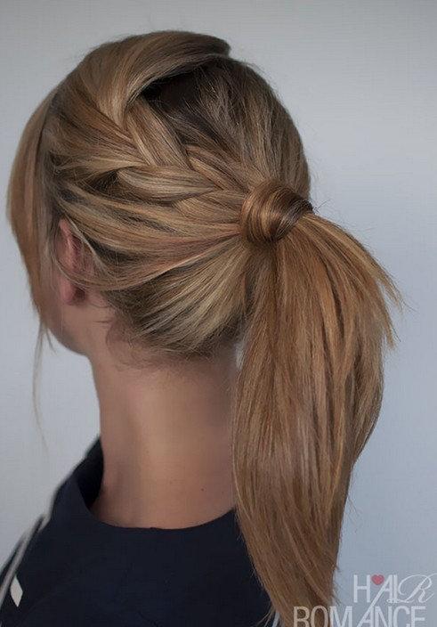 10 Cute Ponytail Hairstyles for 2020: Ponytails to Try This Summer .