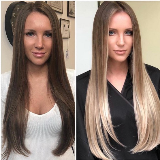 LONG HAIRSTYLES FOR WINTER 2020 * HAIR AND FASHION TI