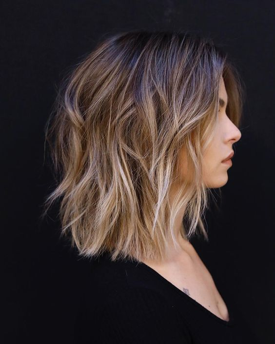 10 Casual Medium Bob Hair Cuts - Female Bob Hairstyles 20