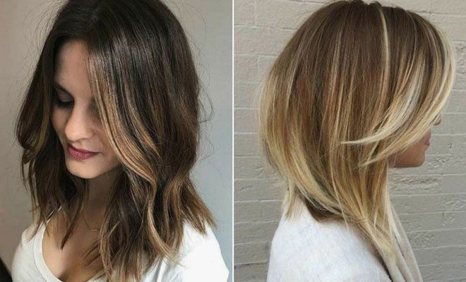 24 Awesome Medium Length Hairstyles 2020 – Pretty Hottest Shoulder .
