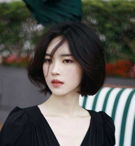 Popular Short Hairstyles for Asian Girls
