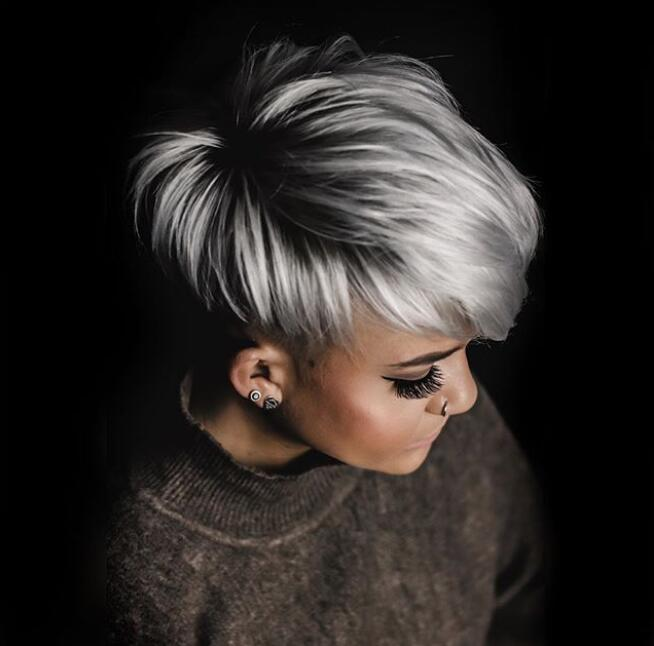 35 Fantastic Short Haircuts For Women 2020 - HAIRSTYLE ZONE