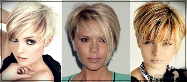 160+ Women Haircuts for Short Hair 2019-2020: For all face shape .