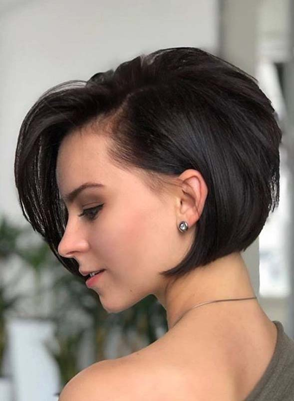 Best Ever Short Haircuts for Women to Show Off in Year 2020 | Stylez