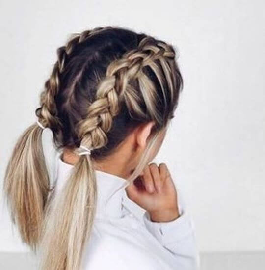 Simple Hairstyle For School Girl – 10 Girl Hairstyles You Must Try .