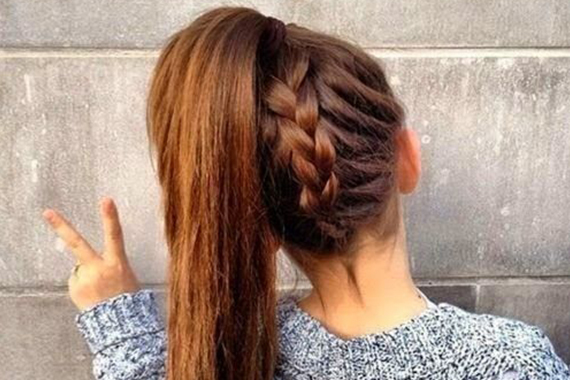 15 Hairstyles for High School Gir
