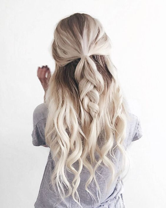 10 Easy Hairstyles for Autumn - Wonder Fore