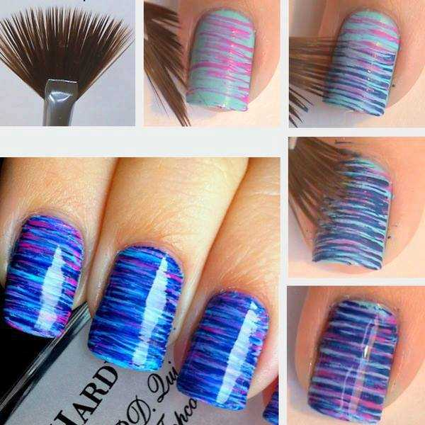 25 Fun and Easy Nail Art Tutoria