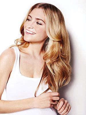 The 7-Minute Blowout | KGs board | Blowout hair, Hair styles, Ha