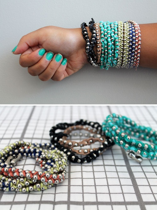 16 Pretty Bracelet Tutorials - Pretty Desig