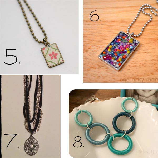 24 Easy DIY Necklace Ide