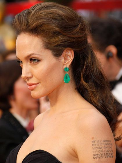 The 34 Best and Worst Oscar Hairstyles | Oscar hairstyles, Half up .