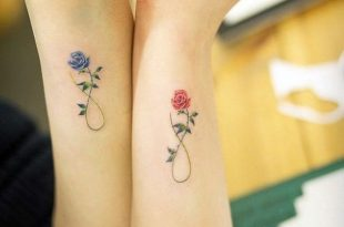70+ Soulful Mother Daughter Tattoos To Feel That Bond | Tattoos .